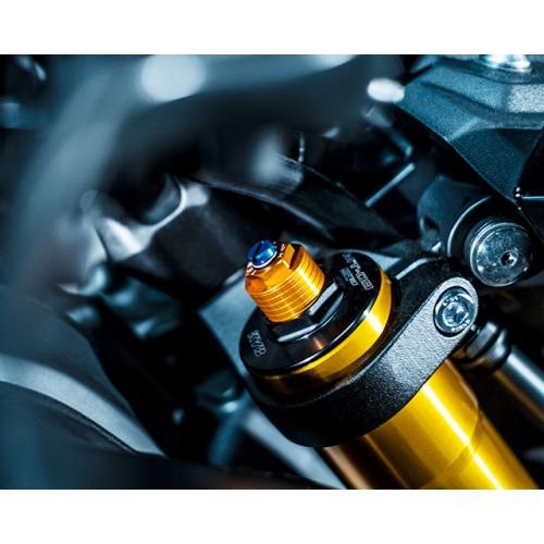 Premium KYB front suspension