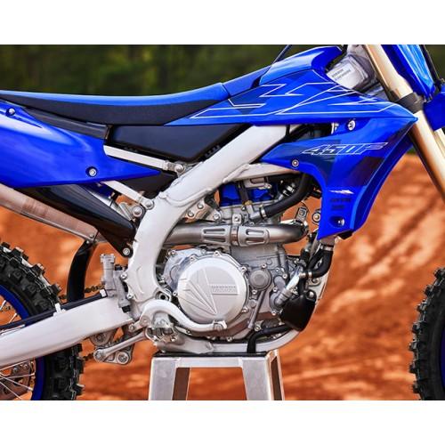Ultra-compact high-tech 450cc engine
